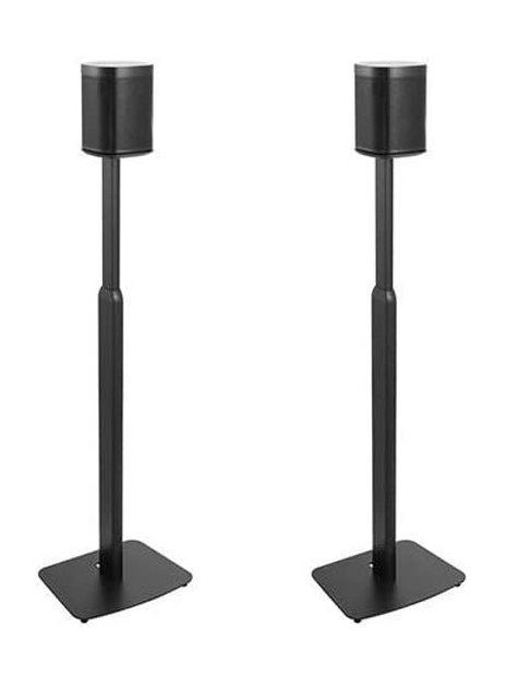 Adjustable Floor Stands for Sonos One, One SL, Play:1 | 2 Pack