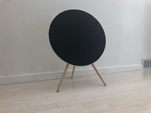 Bang & Olufsen BeoPlay A9 White w/ Maple Legs MK2 MINT B&O A9 MKII