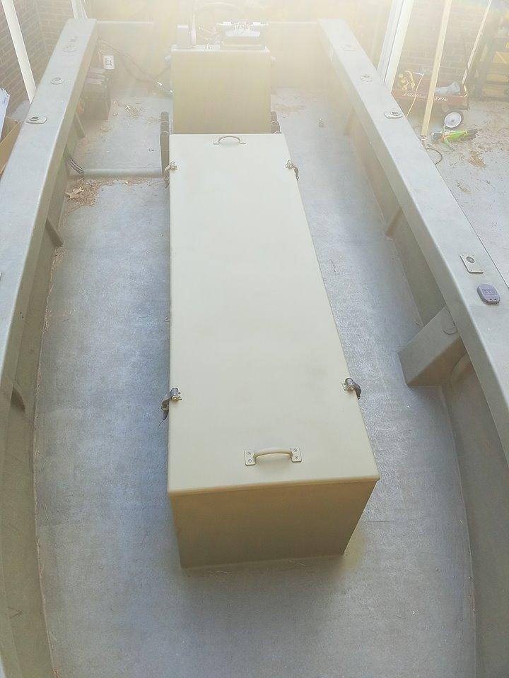 chawk decoy box