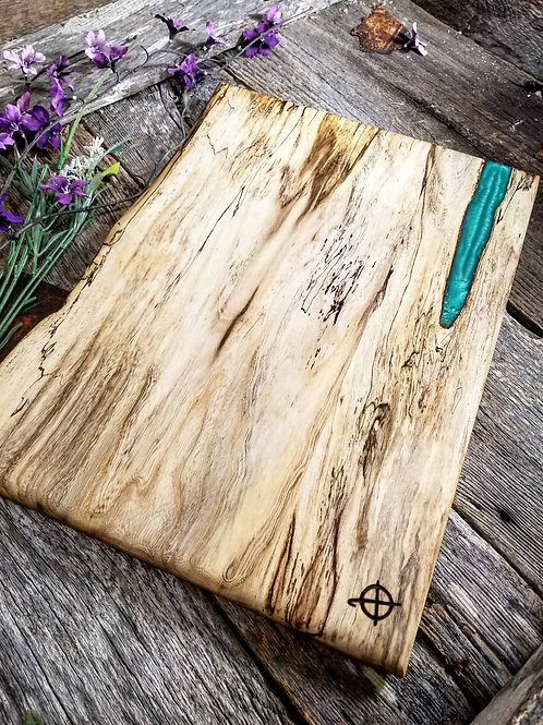 Spalted Hackberry