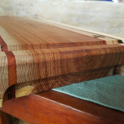 Love some wood grain! #tollerboatworks #compasswoodworks #cuttingboard #cheeseboard #chefsofinstagra