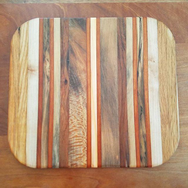 Oak, Cypress, Cherry, Maple, Walnut & Leopard Wood