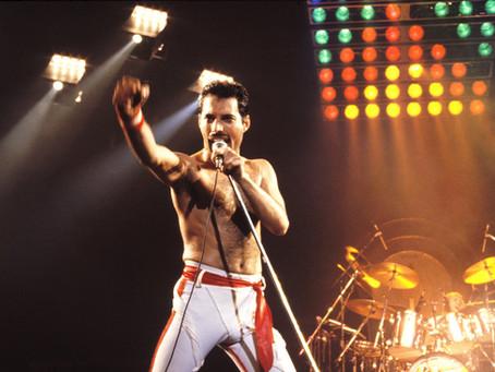 """""""Eu não serei um astro do rock, serei uma lenda"""""""