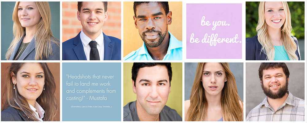 Los Angeles Professional Headshot Photography