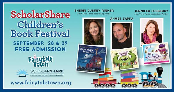 FairytaleTown_BookFest13_FeaturedAuthors