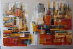 13. Lacquer Aluminium 120 x 180 cm