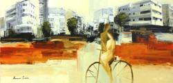 1485 - acrylic on canvas - 60 x 120 cm