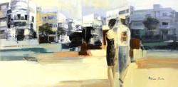 1484 - acrylic on canvas - 60 x 120 cm