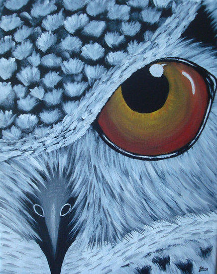 Wise eye, SOLD