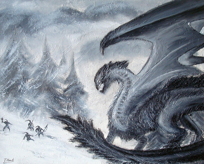 Dragon Storm, SOLD!