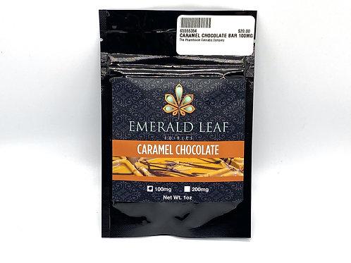 Emerald Leaf - Caramel Chocolate bar
