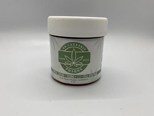 US Cannabis - THC Topical Cream