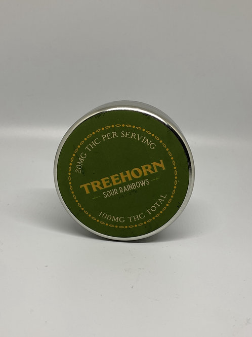 Treehorn - Sour Rainbows