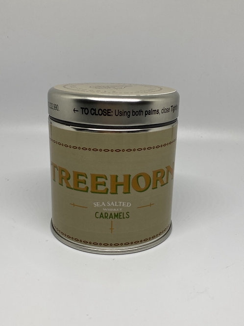 Treehorn - Sea Salted Whiskey Caramels