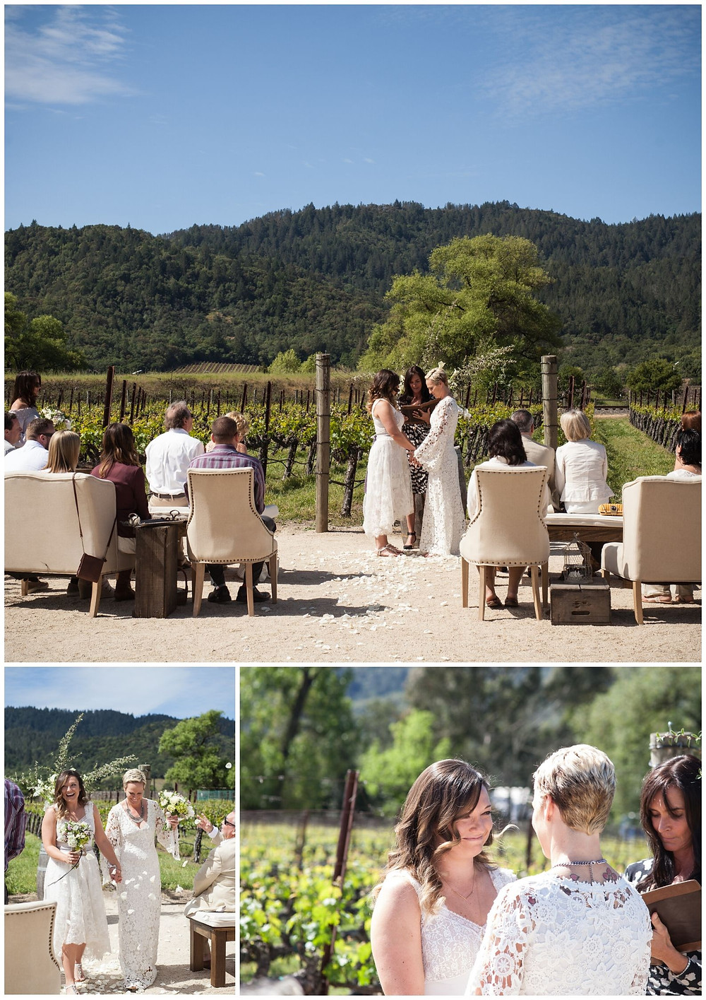 napa wedding planner