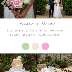 COLLEEN + BRIAN - CHATEAU ST JEAN KENWOOD WEDDING
