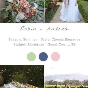 ROBIN + ANDREA - CHATEAU ST JEAN KENWOOD WEDDING
