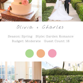 OLIVIA + CHARLES - CHATEAU ST JEAN KENWOOD WEDDING