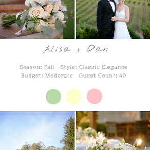 ALISA + DAN - ROBERT YOUNG HEALDSBURG WEDDING