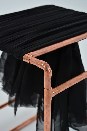 Handmade Copper Table