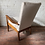 Thumbnail: Refurbished Parker Knoll Arm Chair in Boucle Wool