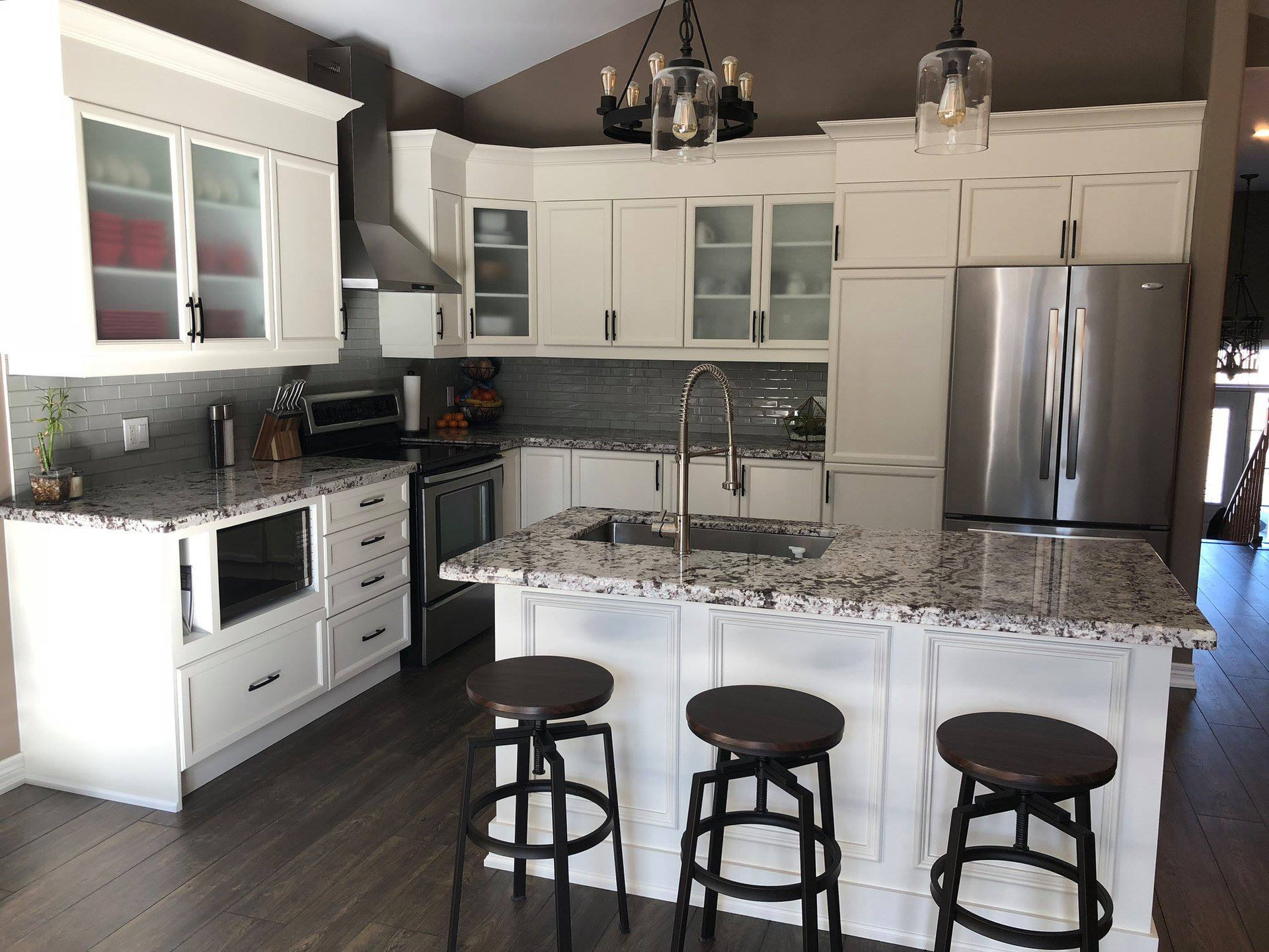 Kitchen Refinish