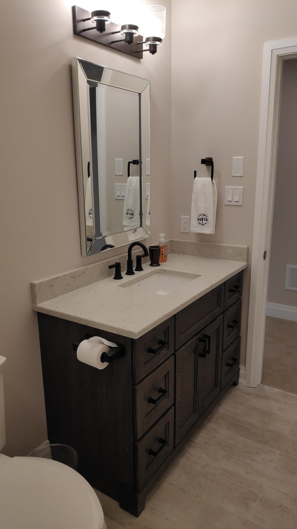 Blue Mountains bathroom