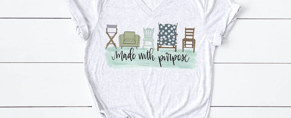Made with Purpose Tee