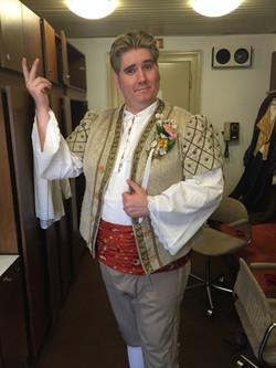 Masetto costume