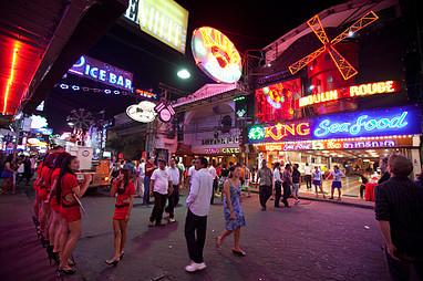 Bangkok Red Light District (prose) - Support Freedom