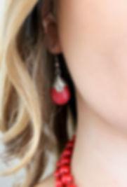 Red & Silver Wire Earrings.jpg