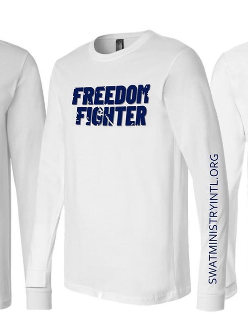 Freedom Fighter Long Sleeve Tee