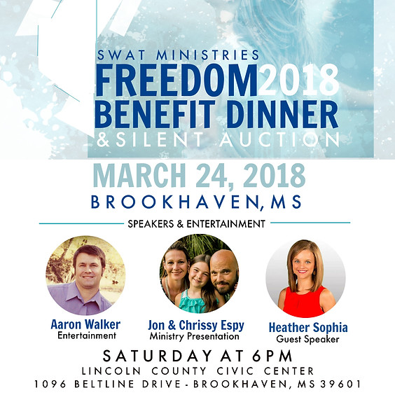 Freedom Benefit Dinner & Silent Auction