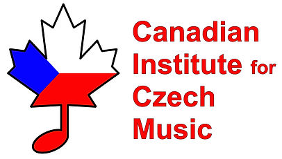Canadian Institute for Czech Music logo