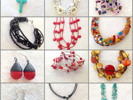 Jewelry Made by the Rescued