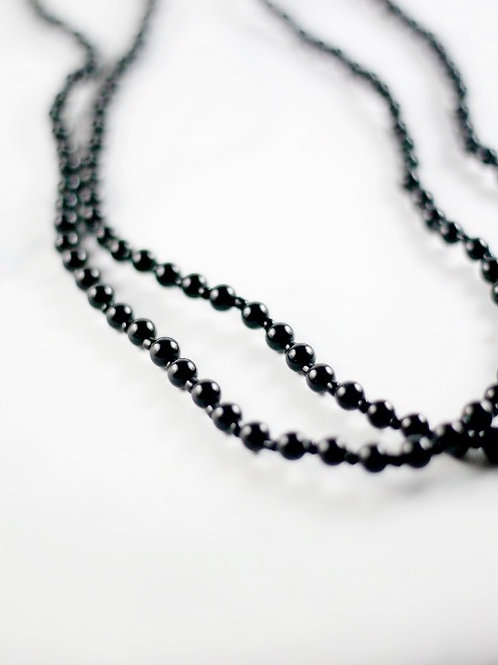 Wrapped in Pearls Necklace