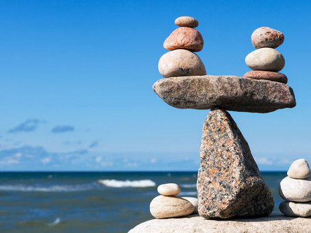 Balance Part 2: Finding Peace
