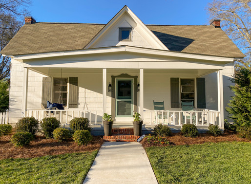Historic Farmhouse Home Stage