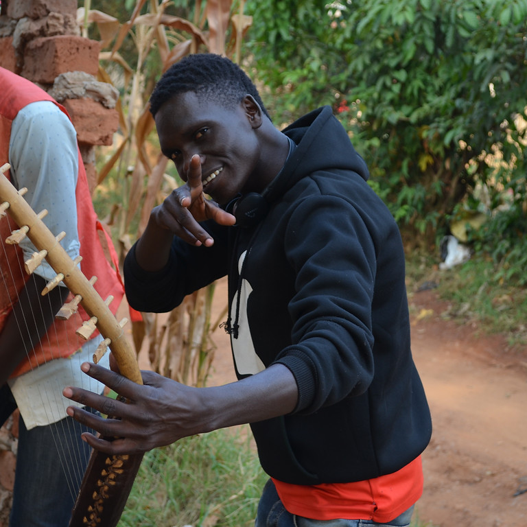 "Workshop ""THE MUSIC OF UGANDA"""