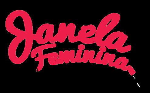 logomarca do blog Janela Feminina