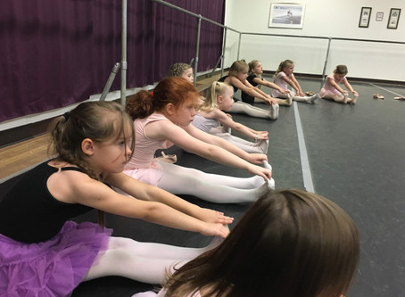 Summer at Ballet Arts