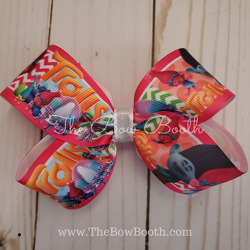 Trolls Hair bow