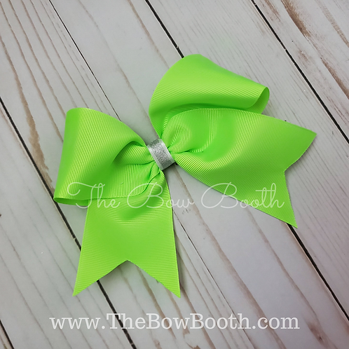 XL Tails Down Hair Bow