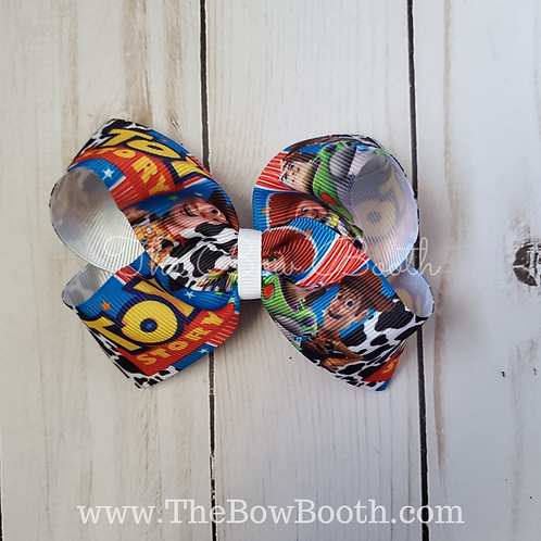 Toy Story Twisted Boutique Hair Bow