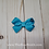 Thumbnail: Small Solid Twisted Boutique Hair Bow