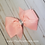 Pink Sparkle Hair Bow