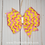 Pink & Yellow Zig Zag Hair Bow