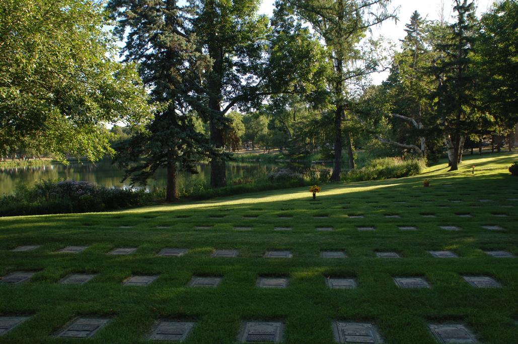 Cremation Garden Lakeside View