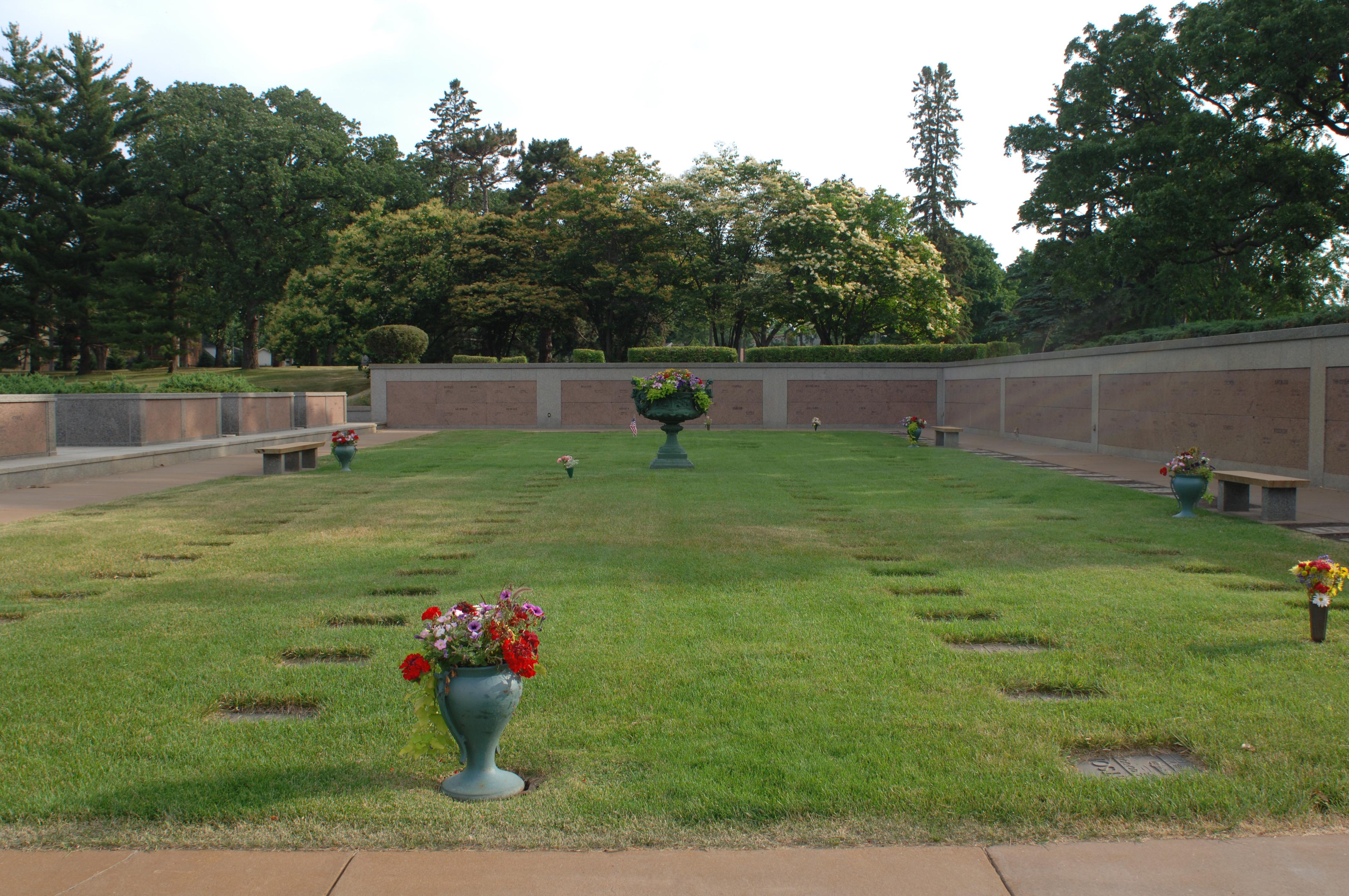 Garden Crypt