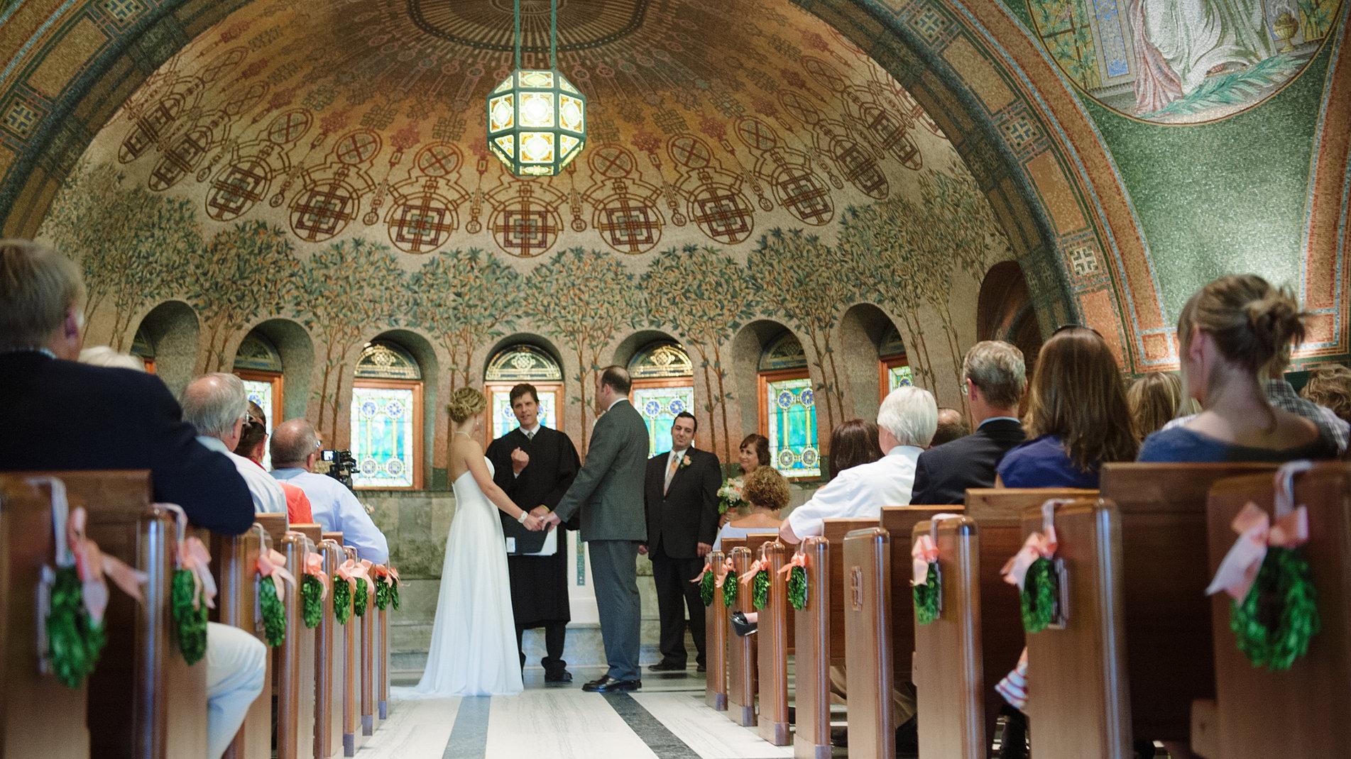 Weddings | Lakewood Cemetery